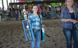 Emily Gandolfi Small Animal Swepstacks winner